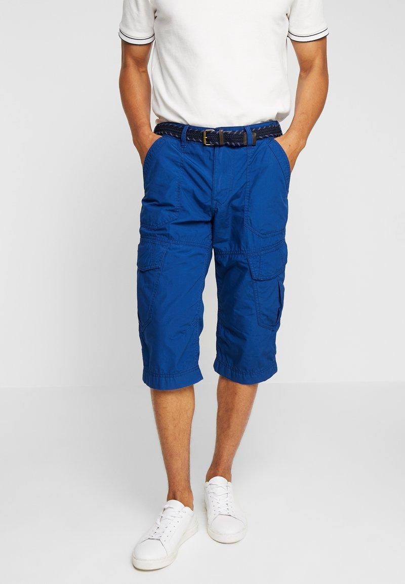 TOM TAILOR - MORRIS - Shorts - after dark blue
