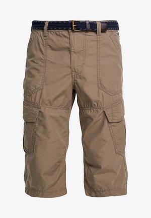 MORRIS - Shorts - dark greige