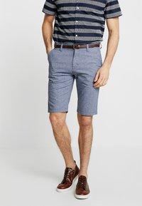 TOM TAILOR - Shorts - blue - 0