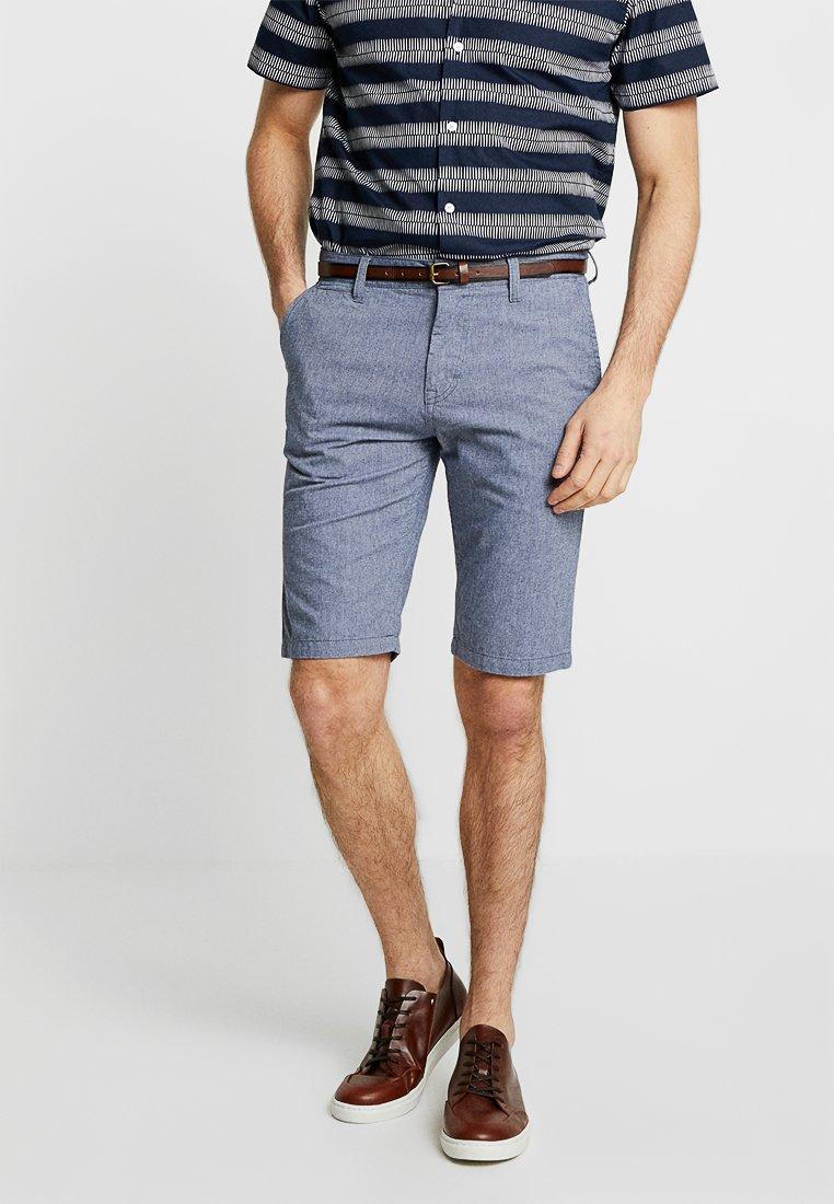 TOM TAILOR - Shorts - blue