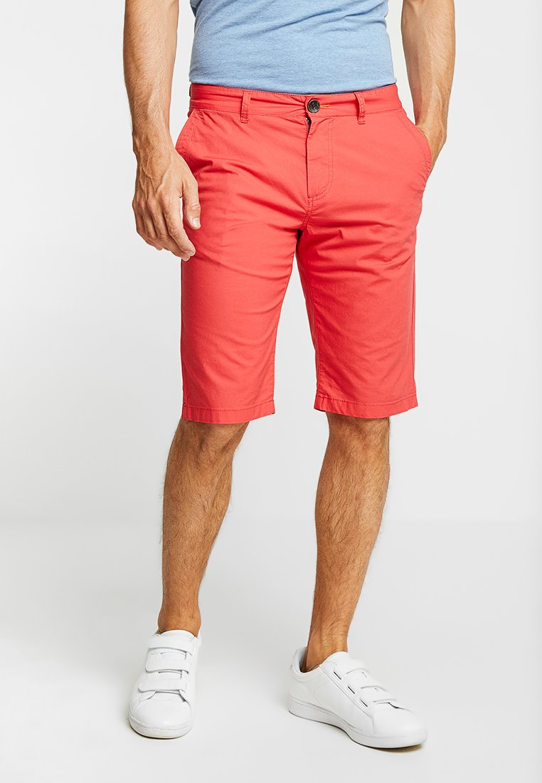 TOM TAILOR - Shorts - normal red