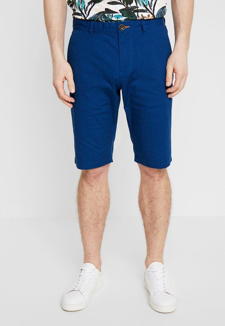 TOM TAILOR - Shorts - after dark blue