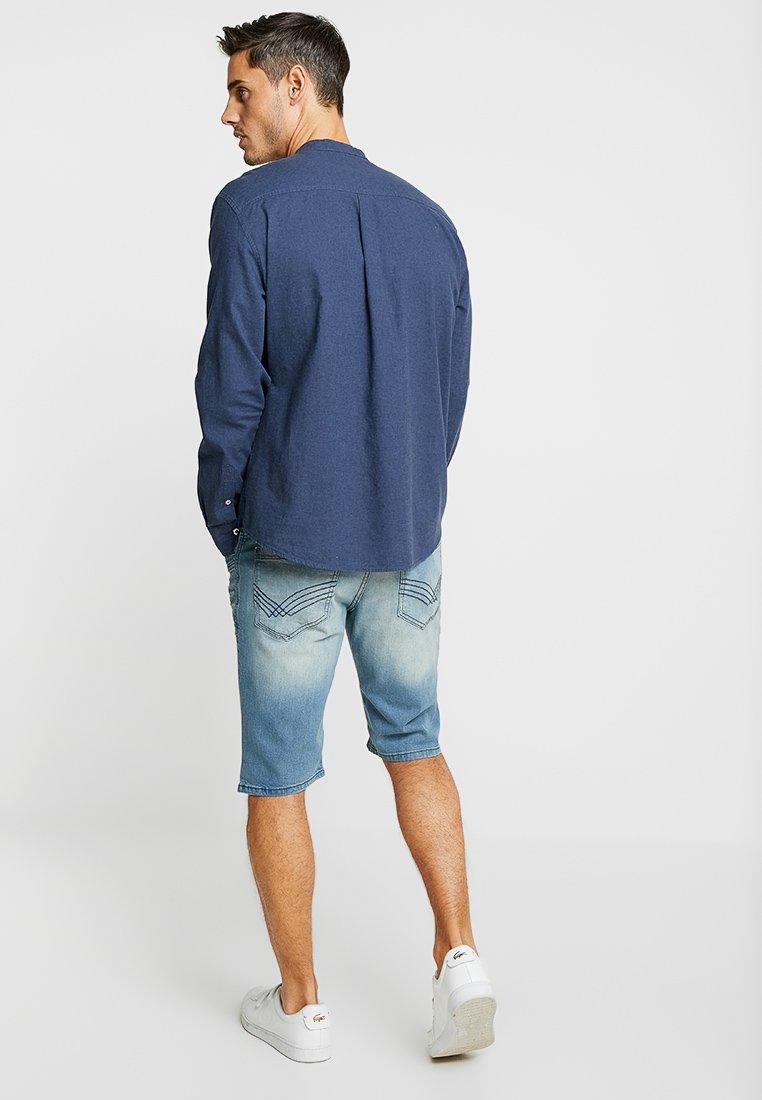 Blue Wash Tom Denim Short En JeanLight Tailor Stone thsdQCxrB