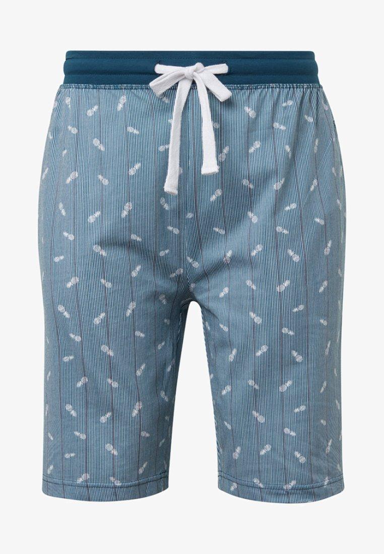TOM TAILOR - Pyjamabroek - blue
