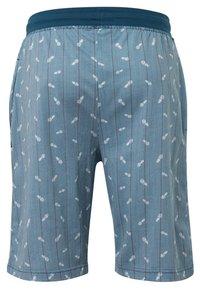 TOM TAILOR - Pyjamabroek - blue - 1