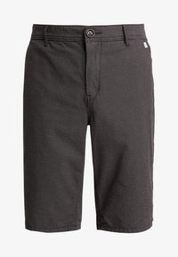 TOM TAILOR - STRUCTURE - Shorts - grey - 3