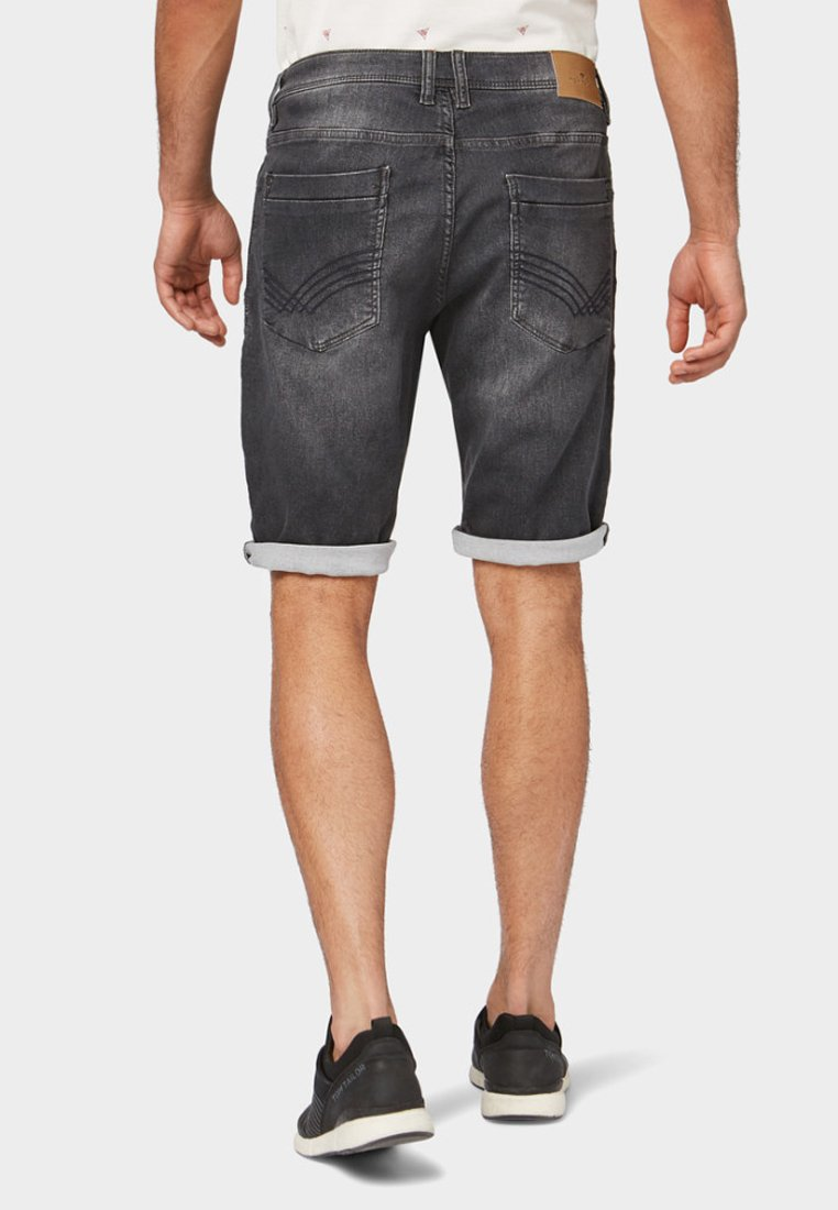 Jean Tom BermudaShort Tailor En Denim Grey W29DHeEIY