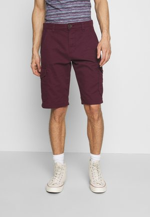 Shorts - bordeaux red