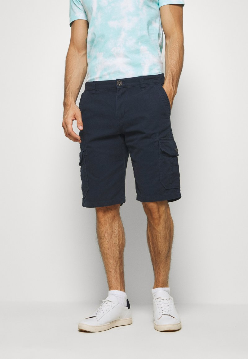 TOM TAILOR - Shorts - sky captain blue