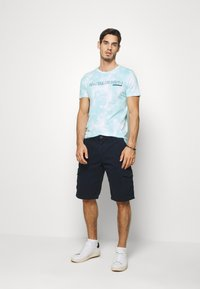 TOM TAILOR - Shorts - sky captain blue - 1