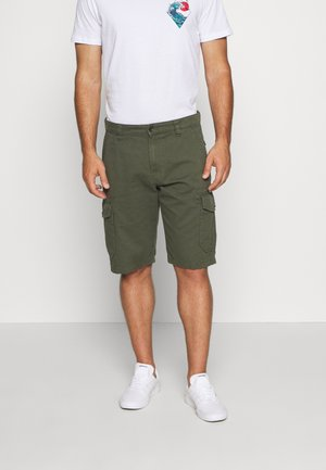 Pantaloni cargo - urban olive green