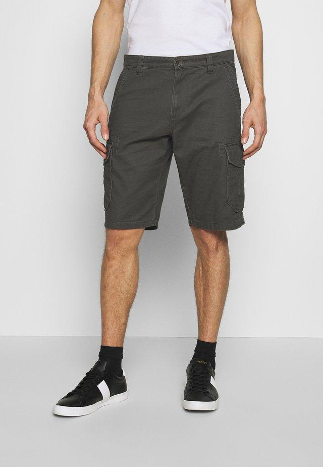 Shorts - dark raven grey