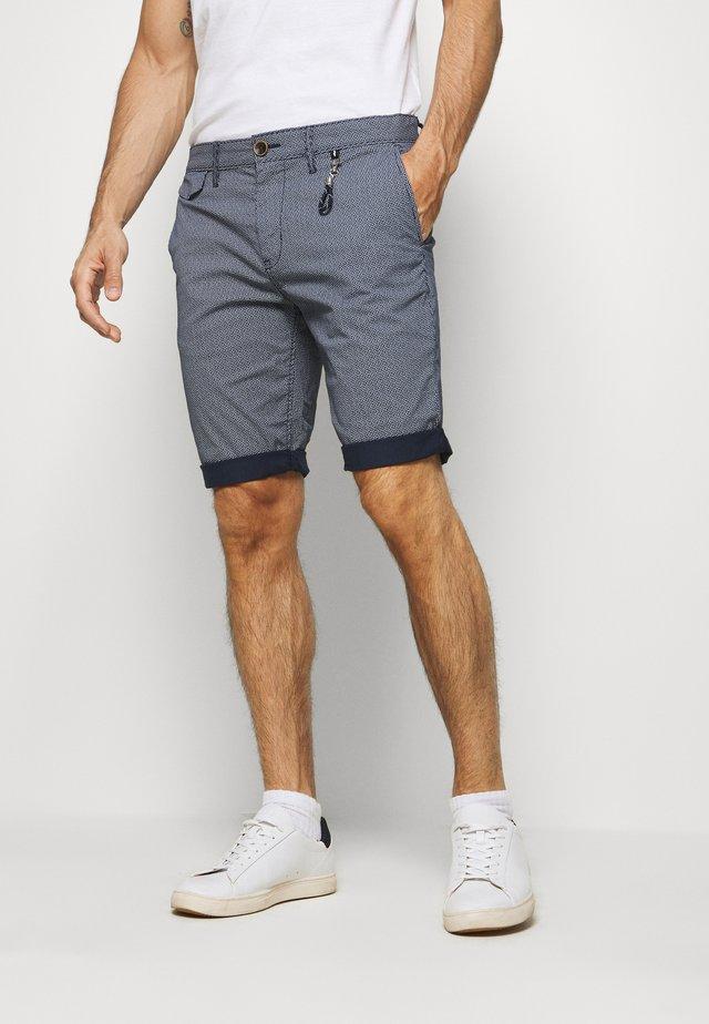 Shorts - blue mini stroke