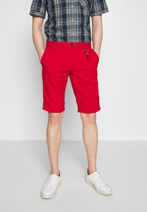 Shorts - brilliant red