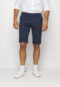 TOM TAILOR - Shorts - navy - 0
