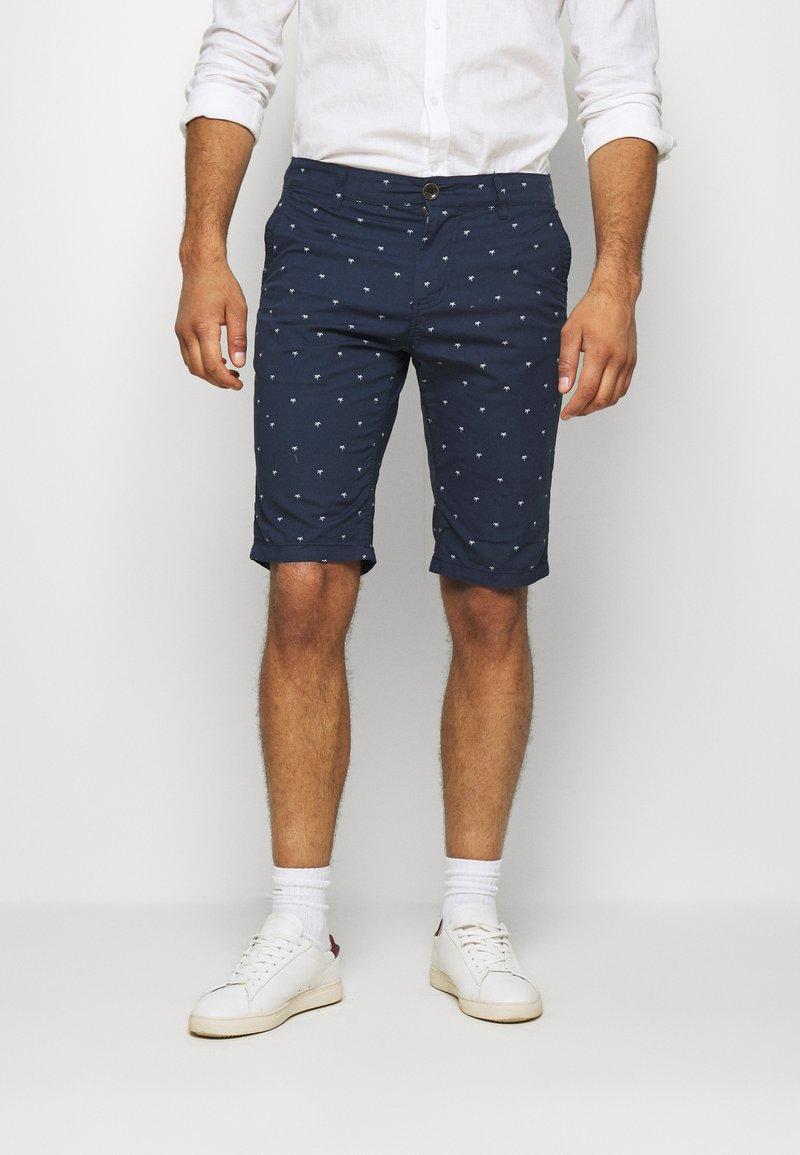 TOM TAILOR - Shorts - navy