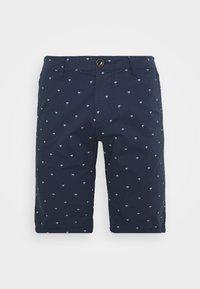 TOM TAILOR - Shorts - navy - 3