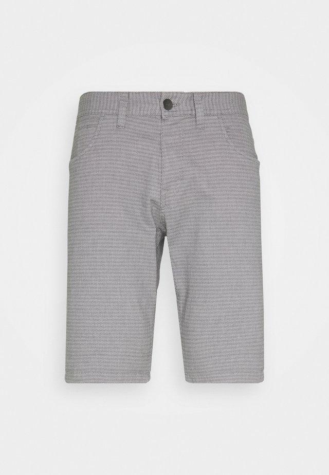 STRUCTURED - Shortsit - grey
