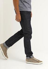 TOM TAILOR - JOSH - Slim fit jeans - raw denim - 3