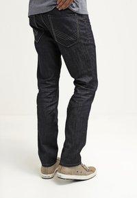 TOM TAILOR - JOSH - Slim fit jeans - raw denim - 2