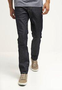TOM TAILOR - JOSH - Slim fit jeans - raw denim - 0