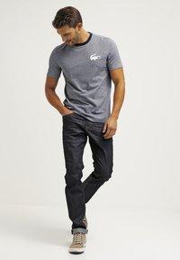 TOM TAILOR - JOSH - Slim fit jeans - raw denim - 1