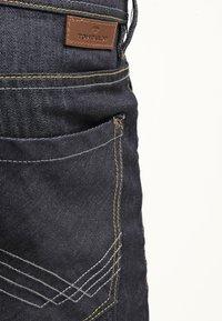 TOM TAILOR - JOSH - Slim fit jeans - raw denim - 5