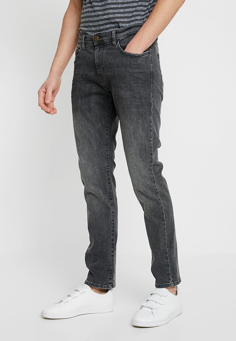 TOM TAILOR - JOSH - Jeans Slim Fit - grey denim