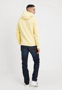 TOM TAILOR - MARVIN - Straight leg jeans - dark stone wash denim blue - 2