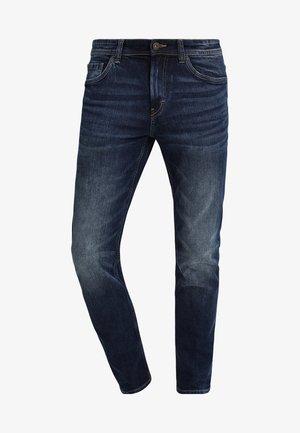 JOSH - Slim fit jeans - mid stone wash denim