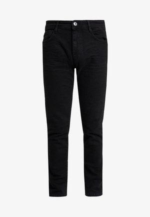 JOSH - Jeans slim fit - clean raw black denim