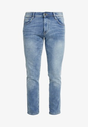 JOSH - Slim fit jeans - light stone wash denim