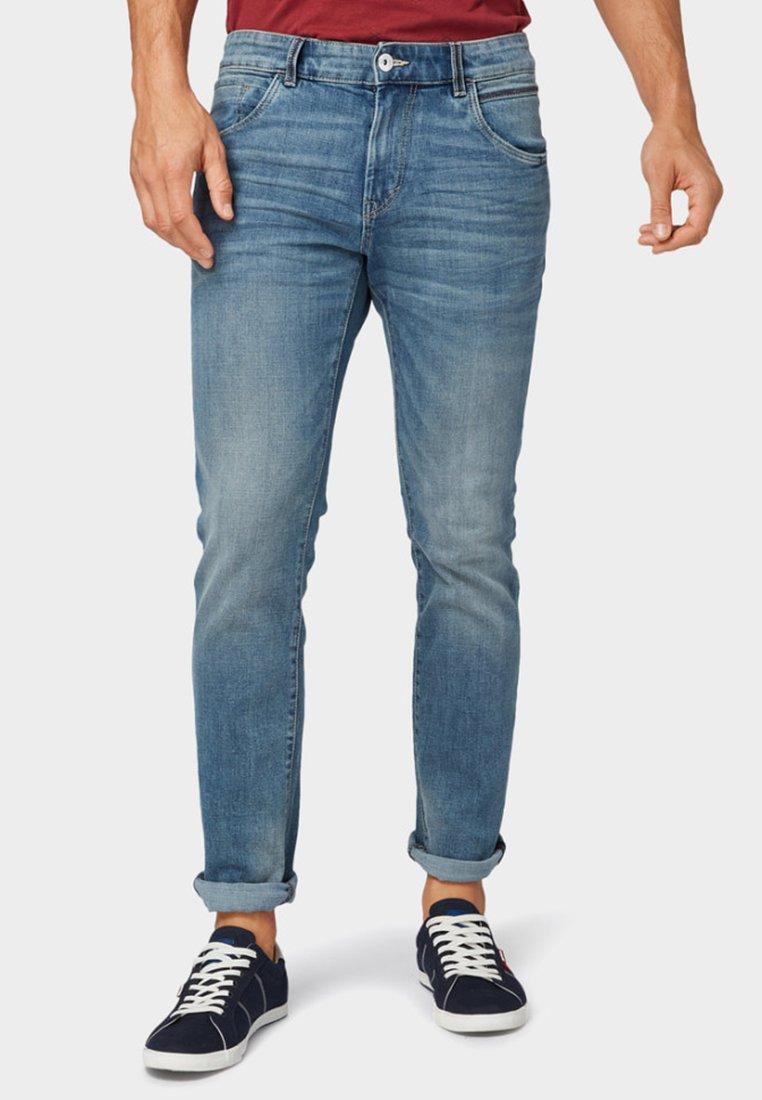 TOM TAILOR - JOSH - Slim fit jeans - blue