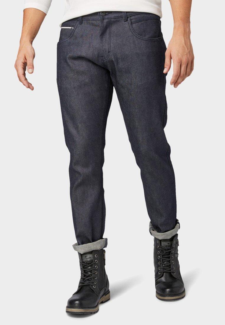 TOM TAILOR - JOSH - Slim fit jeans - dark blue