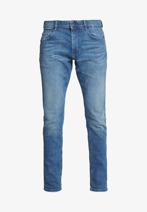 JOSH - Jeans slim fit - light stone wash denim blue