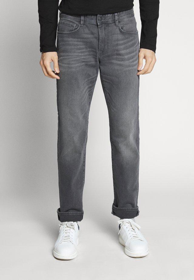 MARVIN - Jeans straight leg - grey denim