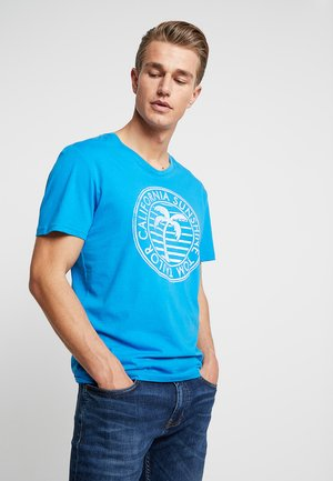 SUMMER  - T-shirt con stampa - brilliant middle blue