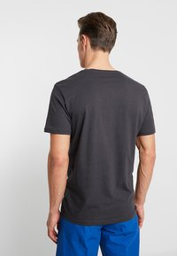 TOM TAILOR - SUMMER  - Print T-shirt - phanton dark grey - 2
