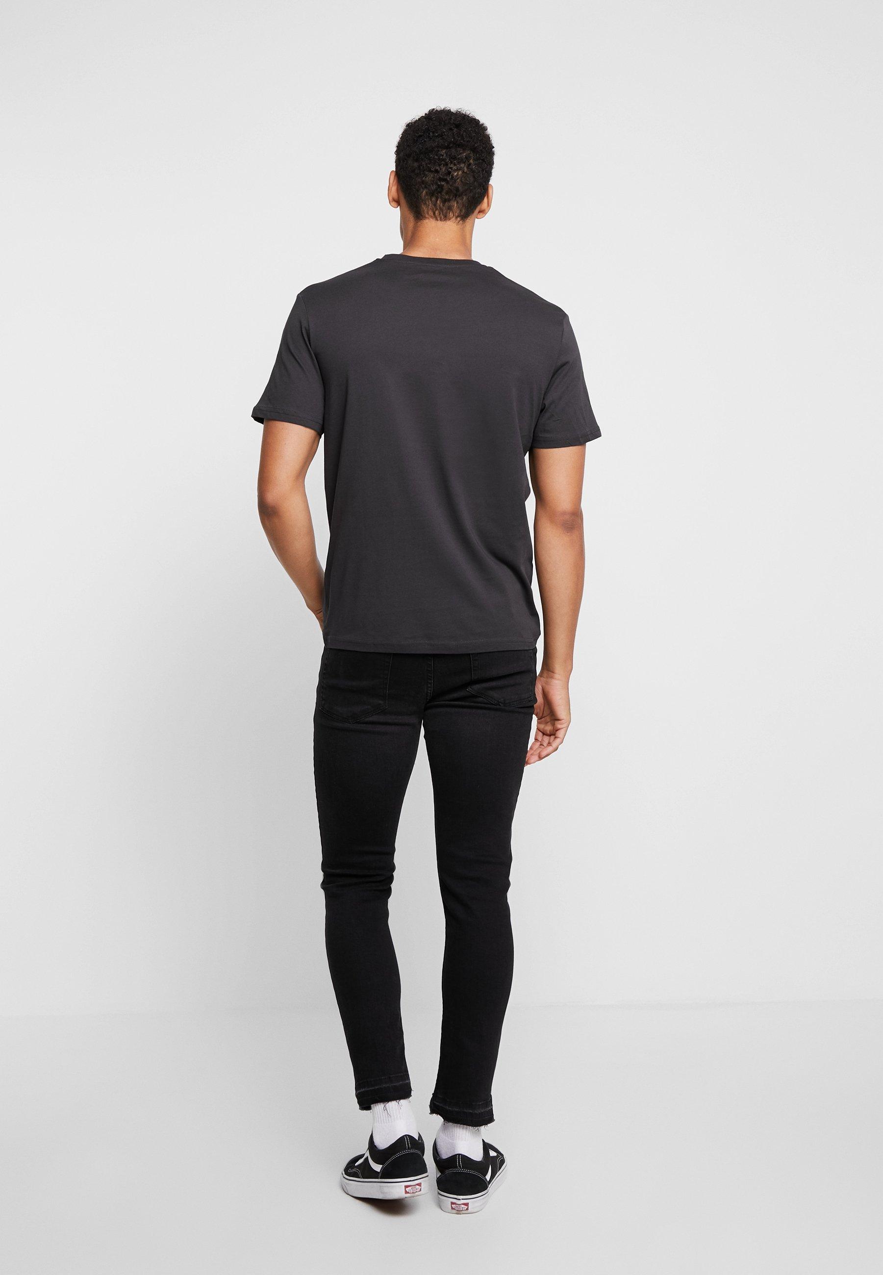 ImpriméPhanton Grey Dark Tailor shirt T Tom DYIWHE29