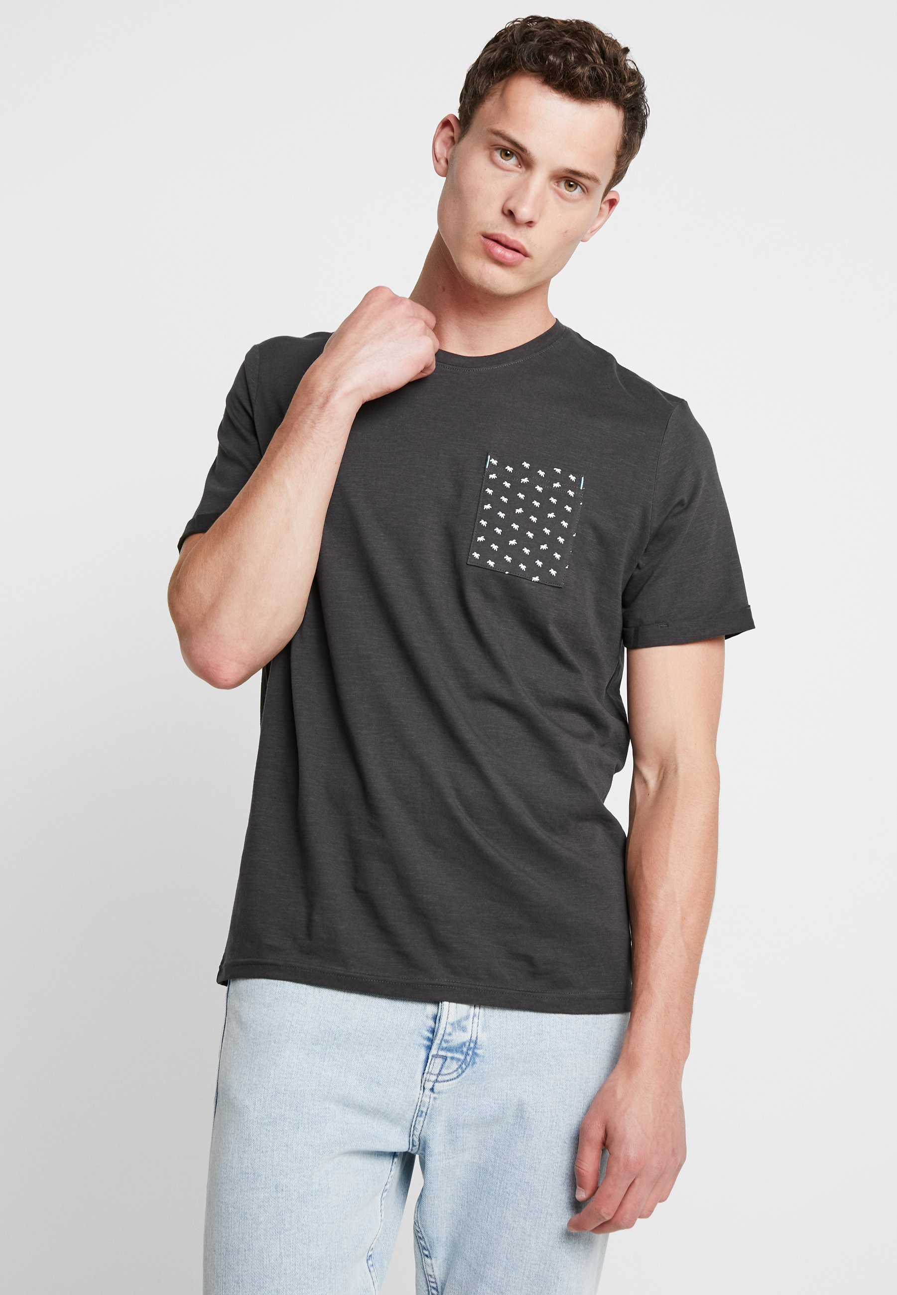 shirt ImpriméPhanton Dark Tailor Grey T Tom VGSzpqUM