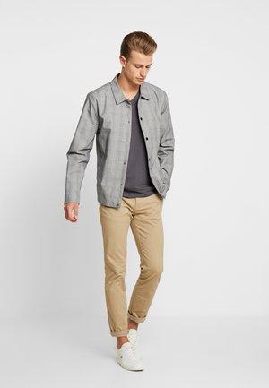 2 PACK - Basic T-shirt - tarmac grey