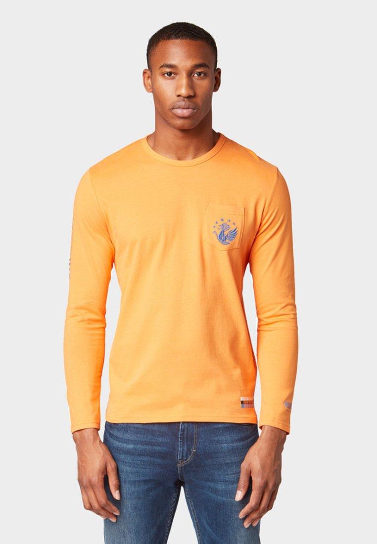 LongsleeveT À Manches Orange Tailor Tom shirt Longues 0wymNOvP8n