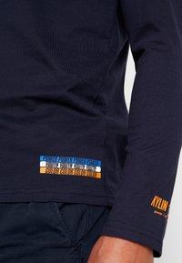 TOM TAILOR - LONGSLEEVE - Langarmshirt - sky captain blue - 5
