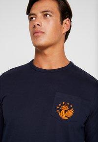 TOM TAILOR - LONGSLEEVE - Langarmshirt - sky captain blue - 3