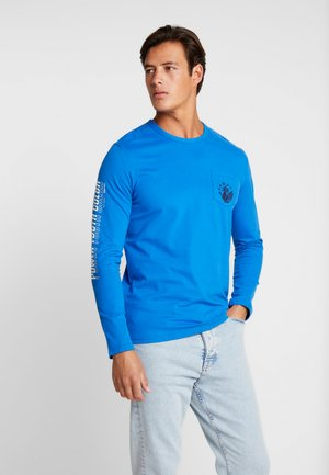 LONGSLEEVE - Camiseta de manga larga - strong blue