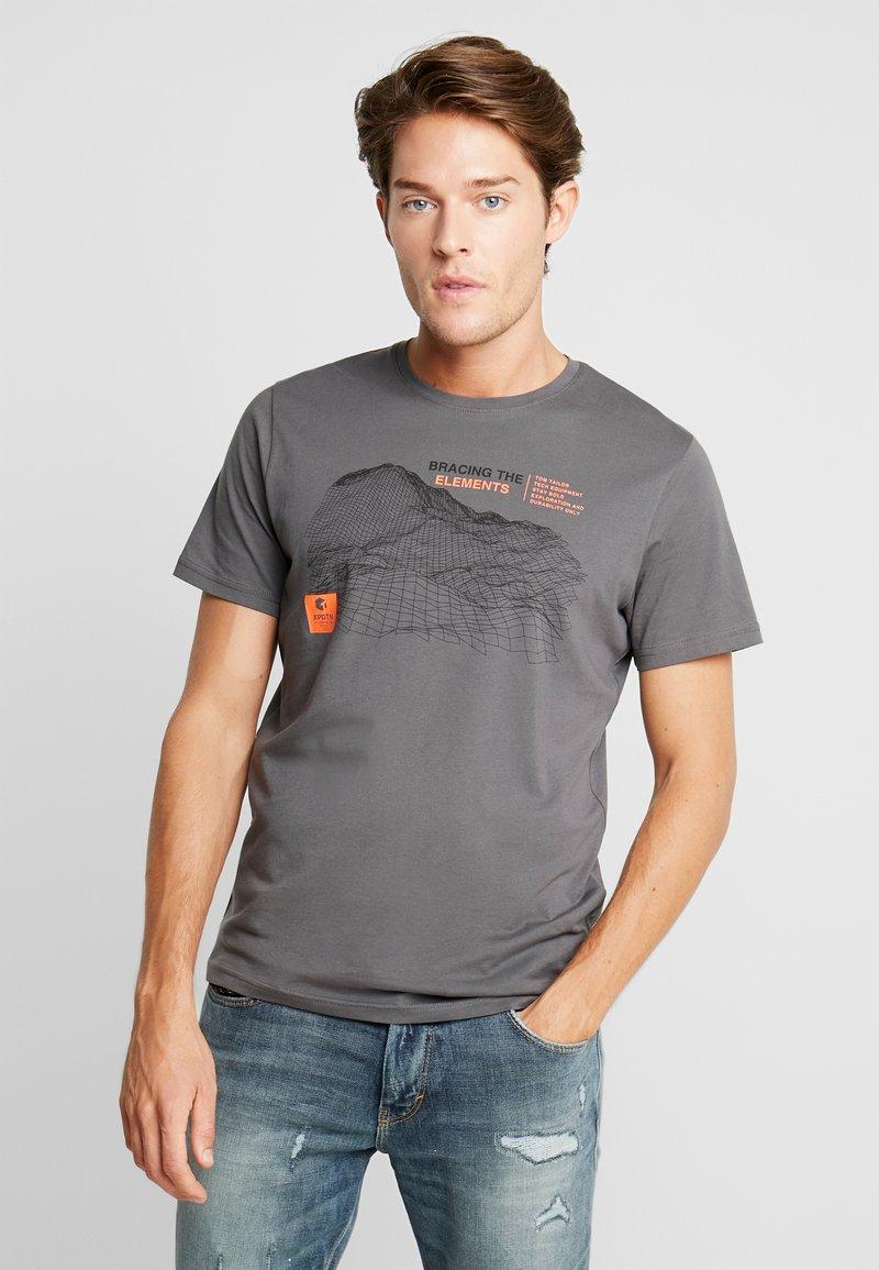 TOM TAILOR - Print T-shirt - magnet