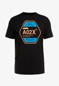 TOM TAILOR - T-shirt print - black - 3