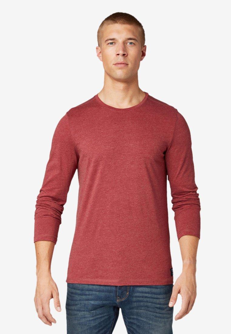 Longues À Manches Tom PrintT shirt Mit Tailor Red ikXOPZu