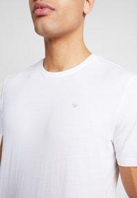 TOM TAILOR - 2 PACK - T-shirt z nadrukiem - real navy blue - 6