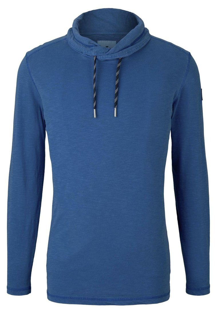 TOM TAILOR Long sleeved top - victory blue